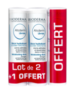 Bioderma Atoderm Lips Stick 3 pack Ships from USA - $15.59
