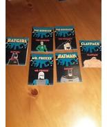 Batman Pop Up Cards Skybox DC Comics 1995 Lot Of 6 - $5.93