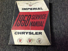 1958 Chrysler Imperial Service Shop Repair Manual Feo Factory X Dealership - $107.99