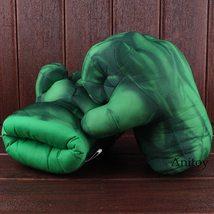 The Incredible Hulk Gloves Plush Toy Superhero Marvel Toys Hulk Cosplay Christma image 5