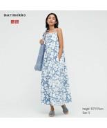 UNIQLO WOMEN DENIM CAMISOLE DRESS (MARIMEKKO) - $89.50