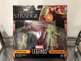 MARVEL Legends Doctor Strange & Astral Doctor Strange 2 Pack Figures NEW - $22.23