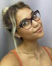 New BURBERRY B 1022 3355 51mm Cats Eye Women's Eyeglasses Frame - $129.99