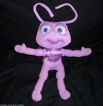 "12"" Vintage Mattel Disney Dot A Bugs Life Purple Stuffed Animal Plush Toy Doll - $18.70"