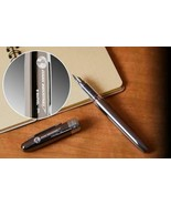 PLATINUM Fountain Pen With STARK INDUSTRIES logo Limited to 500 pieces w... - $297.00