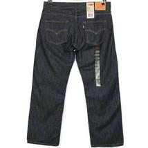 Levis 514 Ice Cap Mens Boys Youth Straight Leg Slim Fit Jeans 16 Husky 3... - $42.32