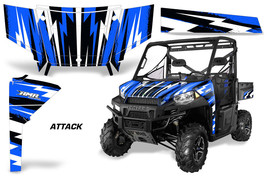 UTV Graphics Kit SxS Decal Wrap For Polaris Ranger 570 900 2013-2015 ATT... - $395.95