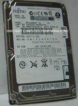 """NEW MHV2080AT Fujitsu 80GB 2.5"""" IDE 44PIN 9.5mm Hard Drive Free USA Shipping"""