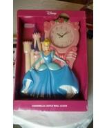 M. Z. Berger & Co. Disney Princess Cinderella Castle Wall Clock  - $23.75