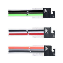 Adidas Hairband 3-Pack Head Band Soccer Running Yoga Gym Accessories Mul... - $19.99