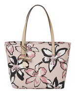 NWT Kate Spade Hawthorne Lane Pale Pink Floral ... - $188.40 CAD