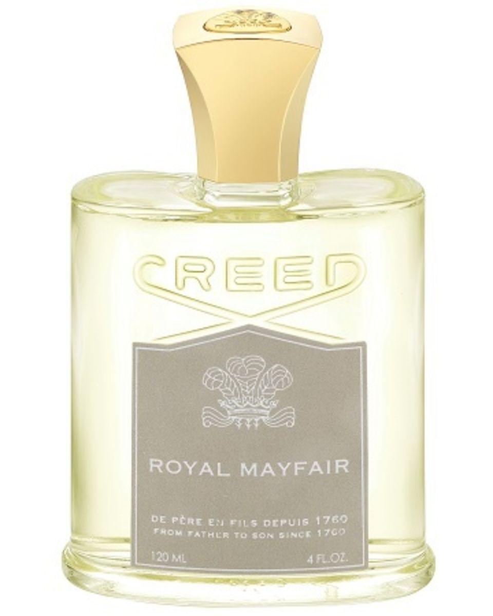 ROYAL MAYFAIR by CREED 5ml Travel Spray PERFUME PINE ORANGE CEDAR Windsor