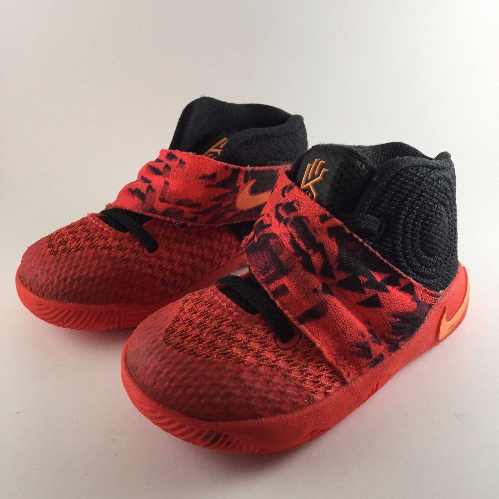 97015dd8cf9 Nike Kyrie 2 (TD) Bright Crimson Atomic and similar items. 57