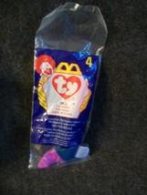 1998 McDonald's Teenie Beanie Baby Inch The Worm New # 4 In Series - $1.35