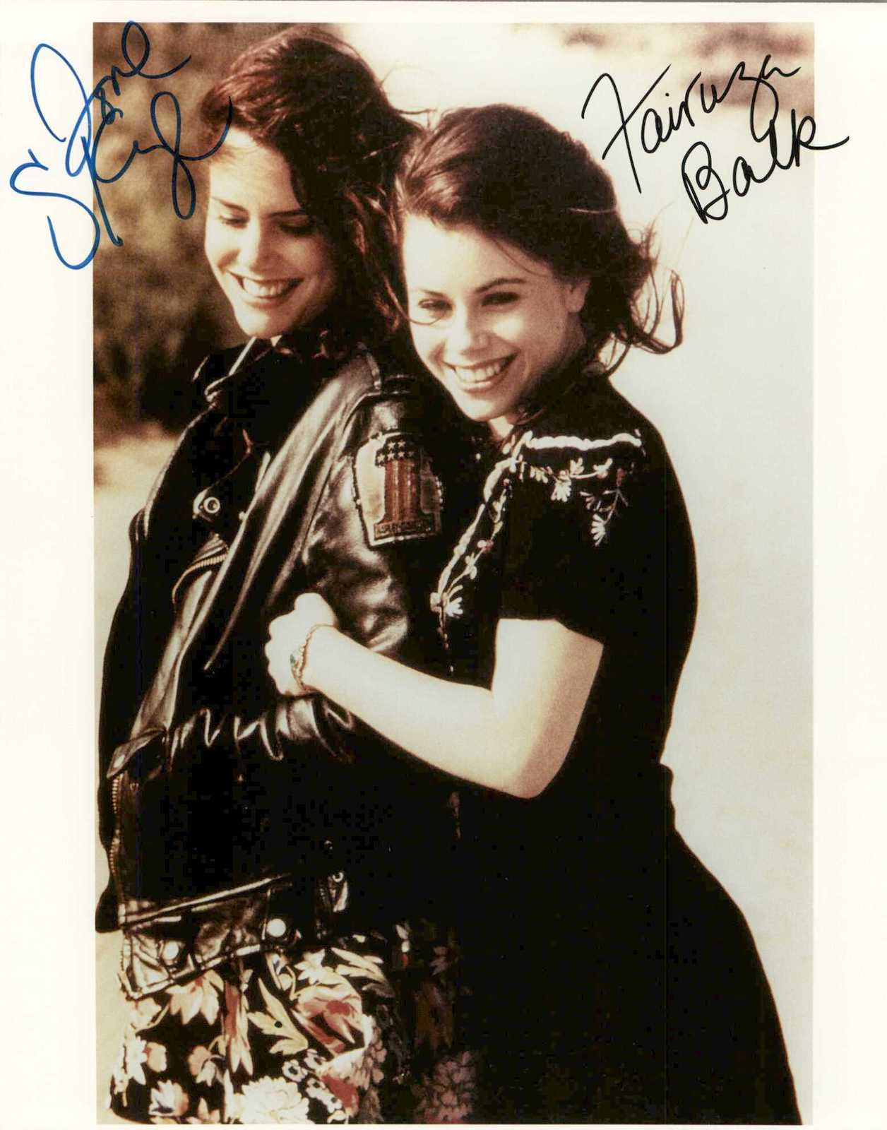 Primary image for Ione Skye & Fairuza Balk Signed Autographed Glossy 8x10 Photo