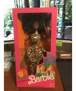 1989 Mattel Dolls Of The World Nigerian Barbie Doll #7376 NIB - $28.95