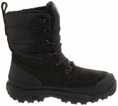 "Timberland Women's Rime Ridge 8"" Quack WP Boots NEW AUTHENTIC Black 40624 - $74.49"