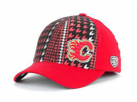 OTH CANAL CALGARY FLAMES HOCKEY HAT M/L MSRP $24.99 - $18.04