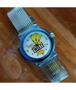 New Vintage Womens 1998 Blue Jelly ARMITRON Warner Brothers Tweety Bird ... - $39.95