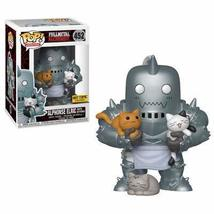 Funko POP Animation Full Metal Alchemist Alphonse Elric (with Kittens) E... - $39.99