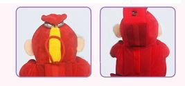 "Toy Trons Coco Mong Mirror Stuffed Animal Monkey Plush Toy 13.7"" 35cm image 6"