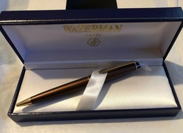 Waterman  Expert  II  Copper Ball Pen  New In Box Expert 2000 - $132.30