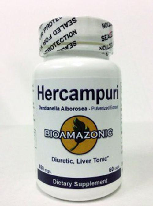 Hercampuri -  Improve Liver Function - Somos Natura - 60 Capsulas  - $24.95