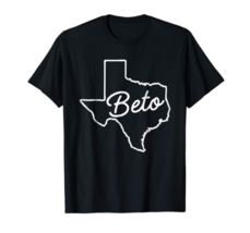 Vote For Beto Texas Senate T-shirt Beto 2018 Election Shirt Made in USA - $12.86+