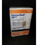 BASF MasterSeal NP1 Caulk, Black, 10.1oz / 300ml - Each LOT OF 12x - $140.24