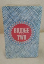 Gorens Bridge for Two Card Deck Single Deck Replacement 1964 Sealed New ... - $5.92