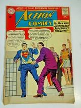 DC Comics Action Comics # 297 Feb 1963 - Man Who Discovered Superman's I... - $12.24