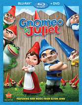 Gnomeo & Juliet (Blu-Ray/DVD/2 Disc Combo/Ws-1.85/Eng-Sp Sub)