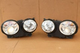 04-07 Jaguar XJ8 XJR VDP Headlight Lamp HID Xenon Set L&R POLISHED