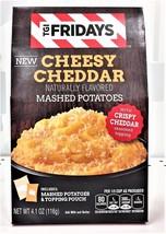 TGI Fridays Cheesy Cheddar Naturally Flavored M... - $4.46