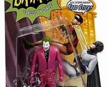 "Batman THE JOKER Classic TV Series Action Figure 2013 6"" NEW Rare HTF"