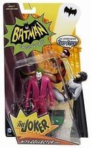 "Batman THE JOKER Classic TV Series Action Figure 2013 6"" NEW Rare HTF - $36.53"