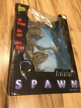 SPAWN THE MOVIE DELUXE Violator ACTION FIGURE 1997 McFARLANE W Box Evil ... - $17.50