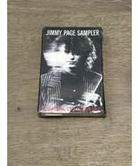 NIB Jimmy Page Promo Outrider 3 Cut Cassette Sampler & RARE Flyer! Led Z... - $15.00