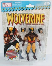 Marvel Legends Vintage Series Wolverine Action Figure Retro X-Men - In S... - $34.95