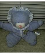 Kids Preferred Very Special Boy Blue Plush Lion - $9.89