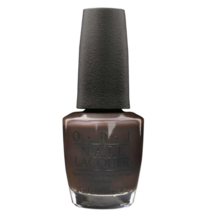 OPI Nail Lacquer F06 Love is Hot and Coal - $6.52