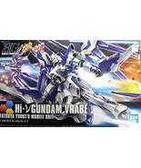 Gundam Build Fighters Tri Hi-v Gundam Blave 1/144 Scale Model kit :859 - $48.63