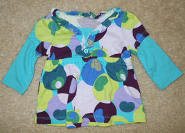Girls OshKosh B'gosh Shirt sz 3m - $7.99