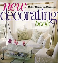 New Decorating Book (Better Homes & Gardens) Better Homes and Gardens - $1.99