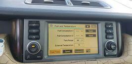 05-09 Range Rover L322 Navigation Radio Stereo Display Monitor Screen YIK500090 image 9