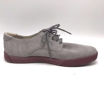 Shoes Box Gray Air Cole Ironstone Oxfords Suede Mens Wing Haan M in 8 Tip Jasper wvqX6