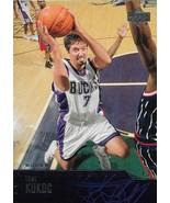 Toni Kukoc Upper Deck 03-04 #146 Milwaukee Bucks Chicago Bulls Atlanta H... - $0.15