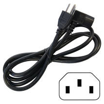 """Hqrp 6 Ft Ac Power Cord For Lg 15-60"""" Tv Lcd Del Plasma Mains Cable 6410TUW008A - $18.94+"""
