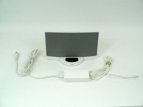 Bose SoundDock Digital Music System White w and similar items