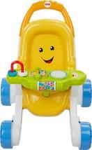 Fisher-Price - Laugh & Learn Stroll & Learn Walker - Yellow - $34.19
